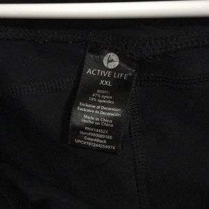 Pants - Active life workout pants